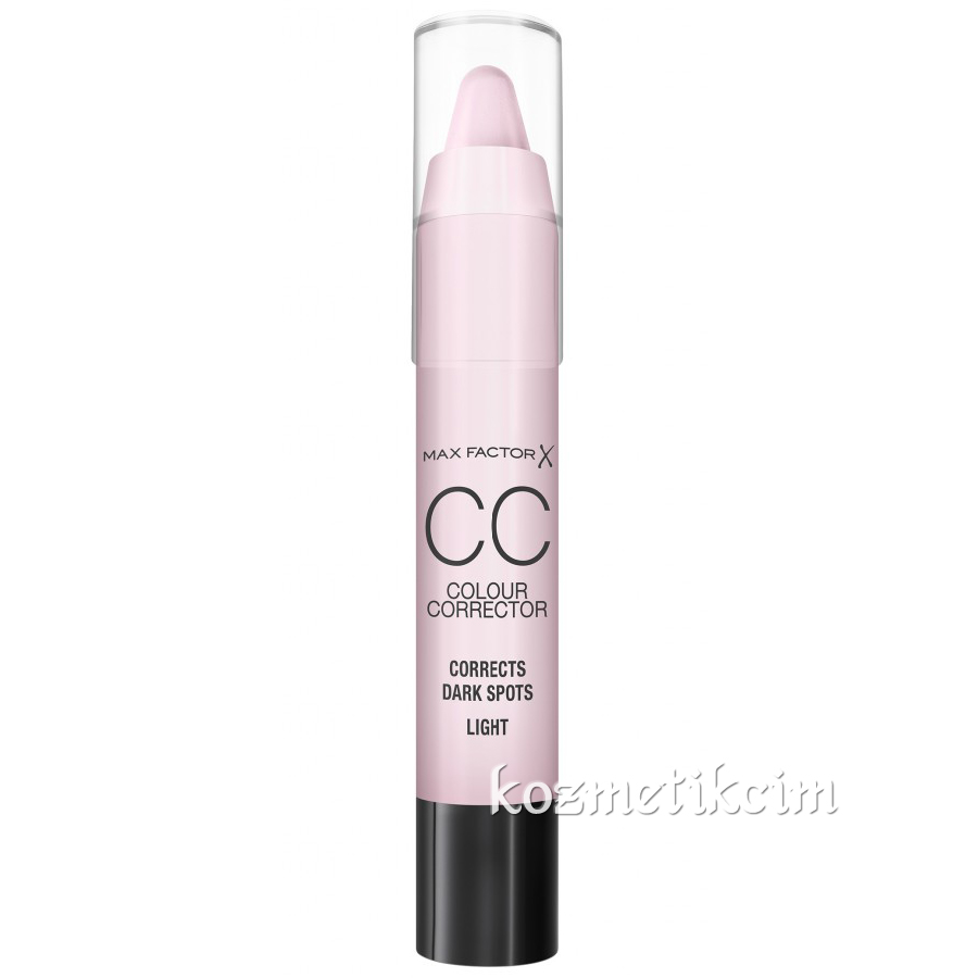 Max Factor Colour Corrector Stick Pink Dark Spots Light