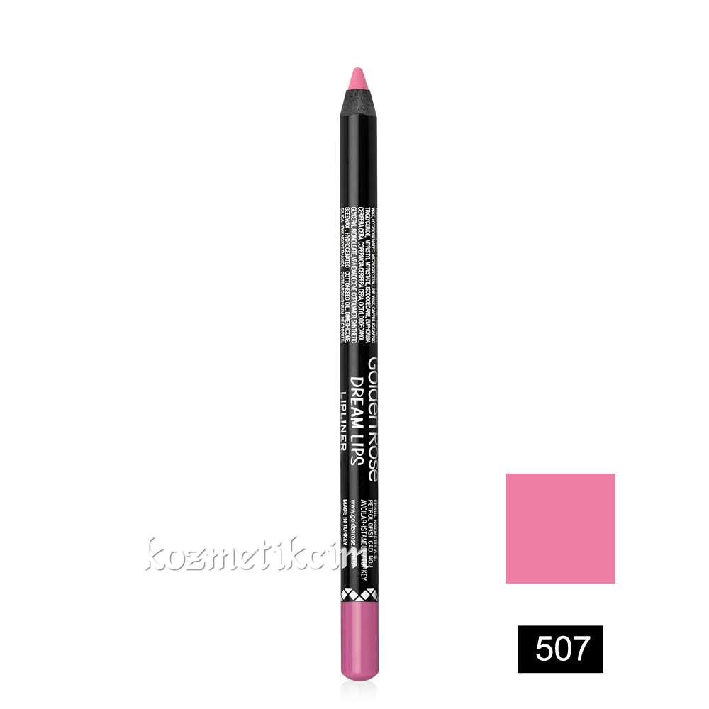 Golden Rose Dream Lips Lipliner 507