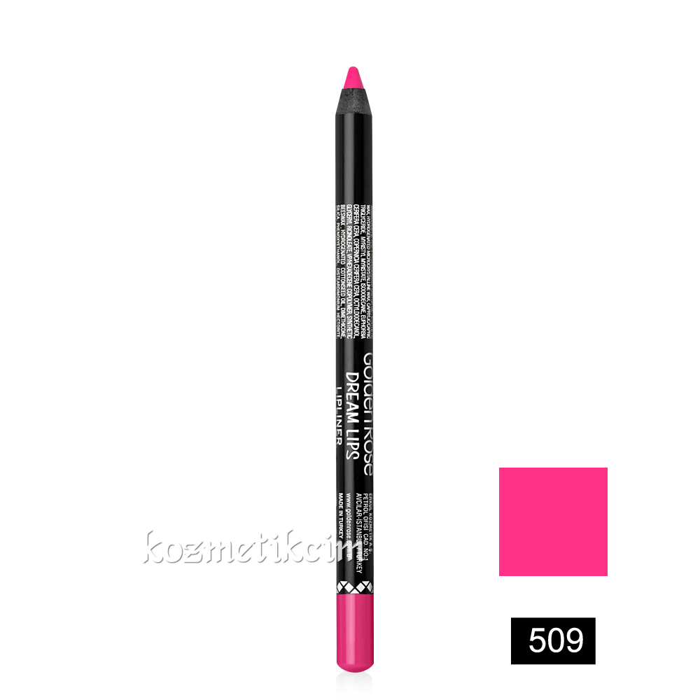 Golden Rose Dream Lips Lipliner 509