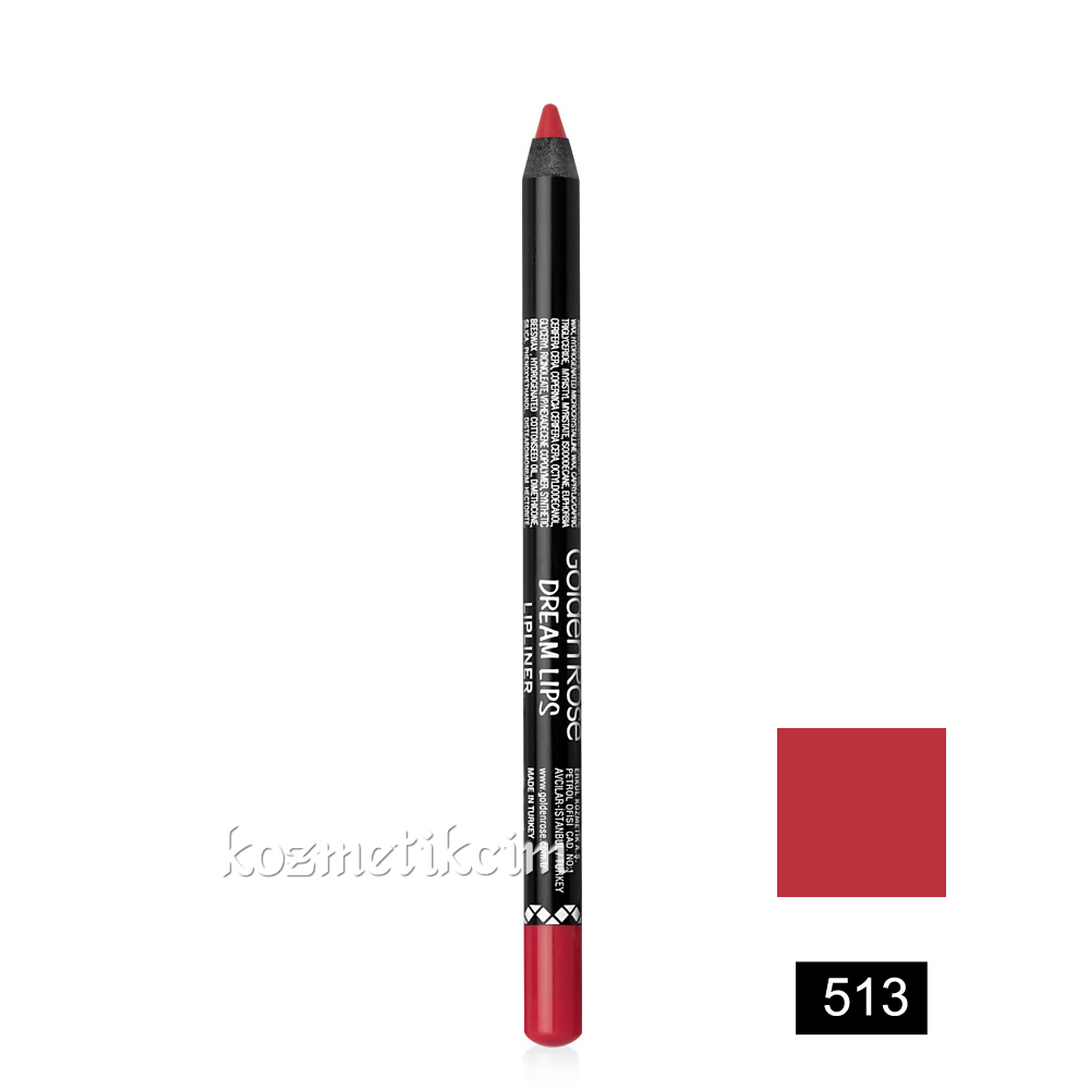 Golden Rose Dream Lips Lipliner 513
