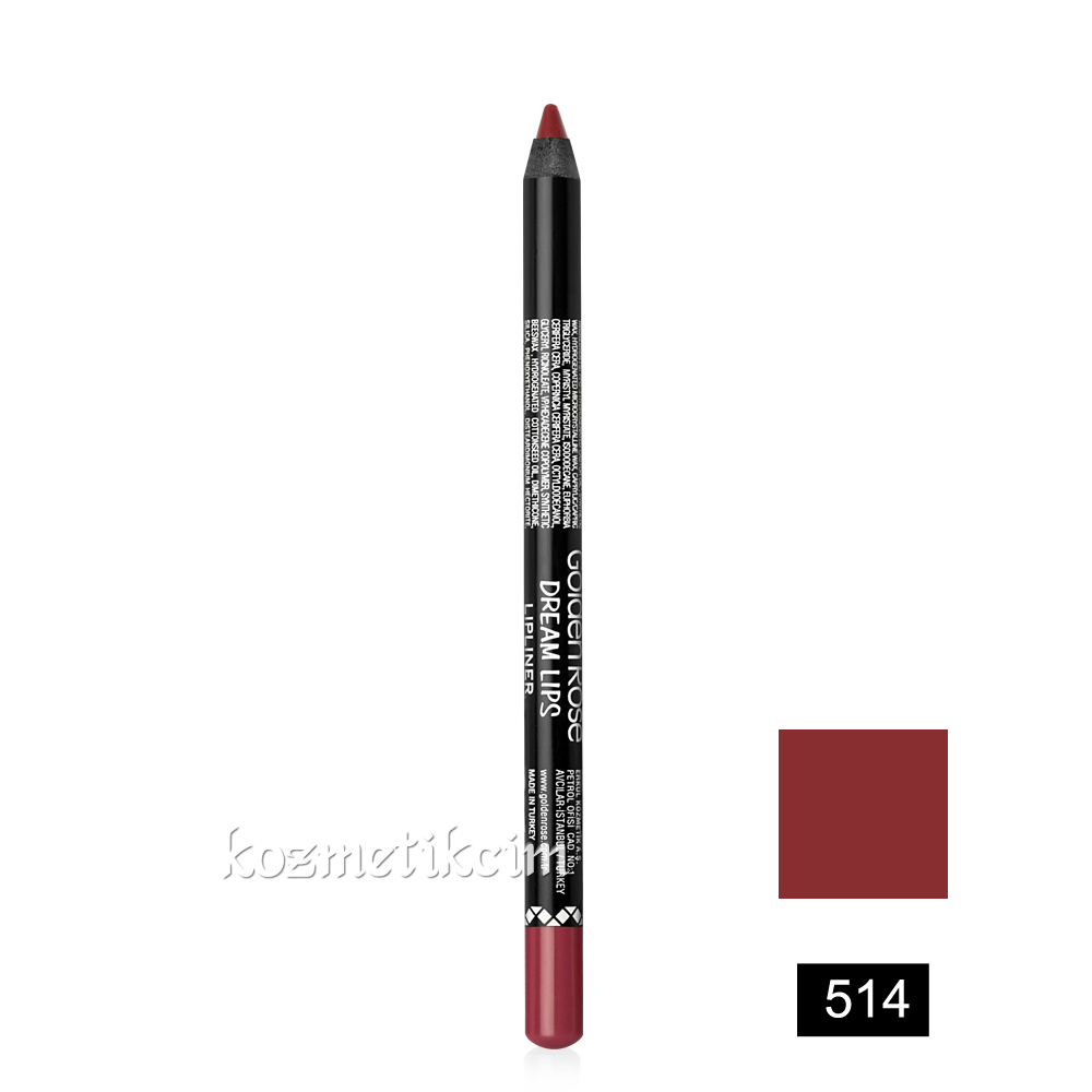 Golden Rose Dream Lips Lipliner 514