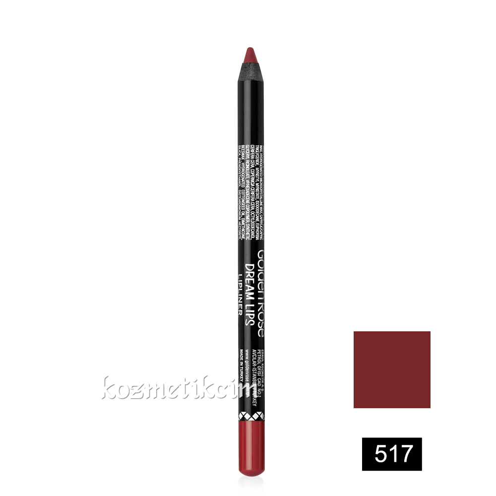 Golden Rose Dream Lips Lipliner 517