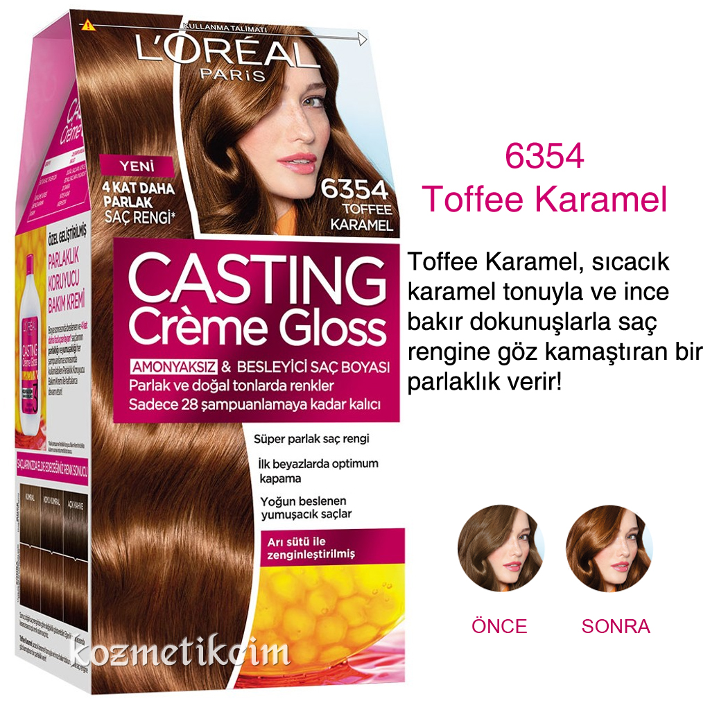 Wella Color Touch - amonyak olmadan renk paleti