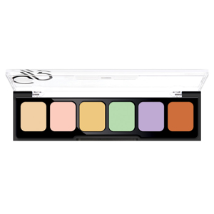 Golden Rose Correct & Conceal Camouflage Cream Palette