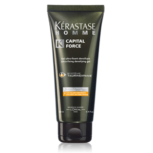 Kérastase Paris Homme Capital Force Sculpting Fixing Gel Sabitleyici ve Şekillendirici Jöle 200 ml