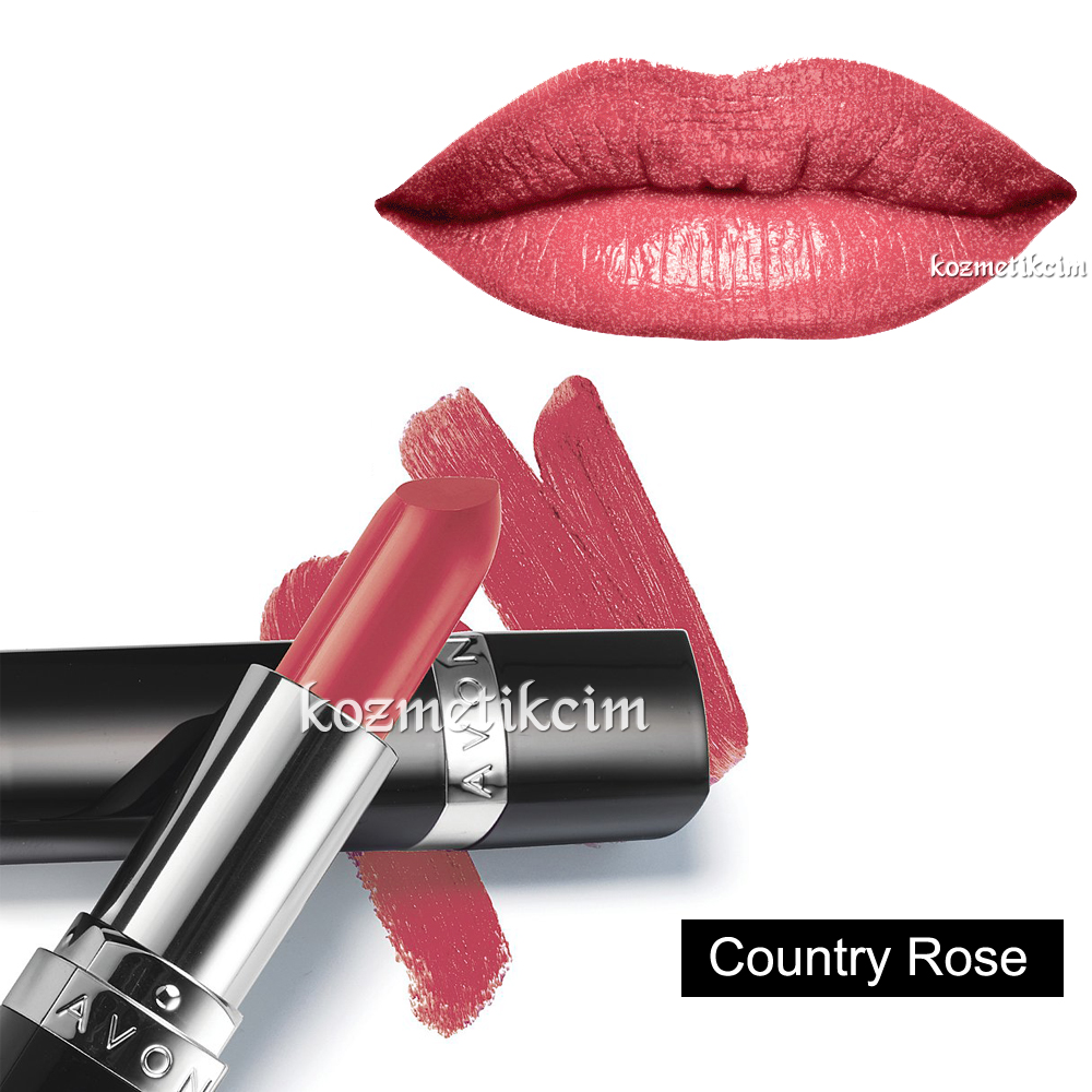 AVON Ultra Colour Ruj Country Rose