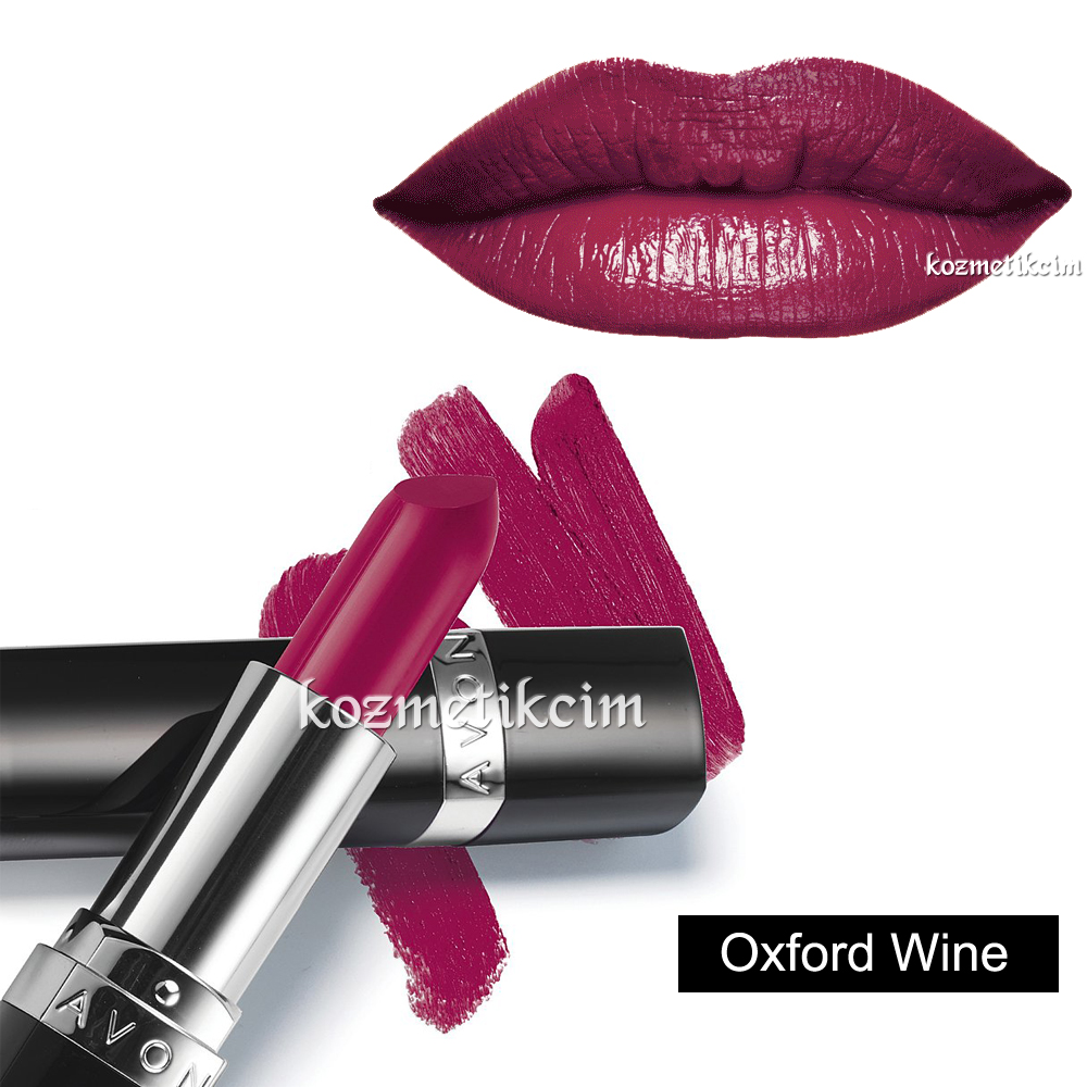 AVON Ultra Colour Ruj Oxford Wine