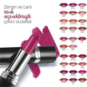 AVON Ultra Colour Ruj