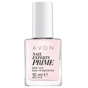 AVON Nail Experts Prime Base Coat Tırnak Cilası Bazı 10 ml