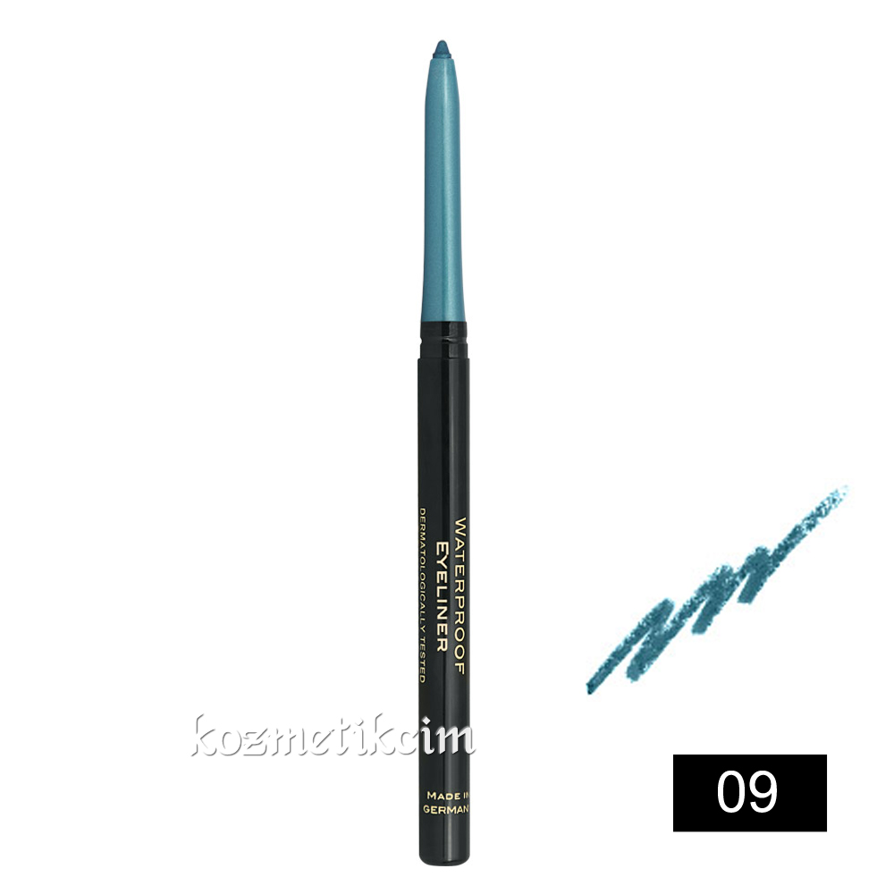 Golden Rose Waterproof Eyeliner 09