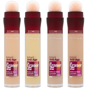 Maybelline Instant Anti-Age The Eraser Eye Perfect & Cover Concealer