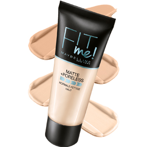 Maybelline Fit Me Matte Plus Poreless Foundation