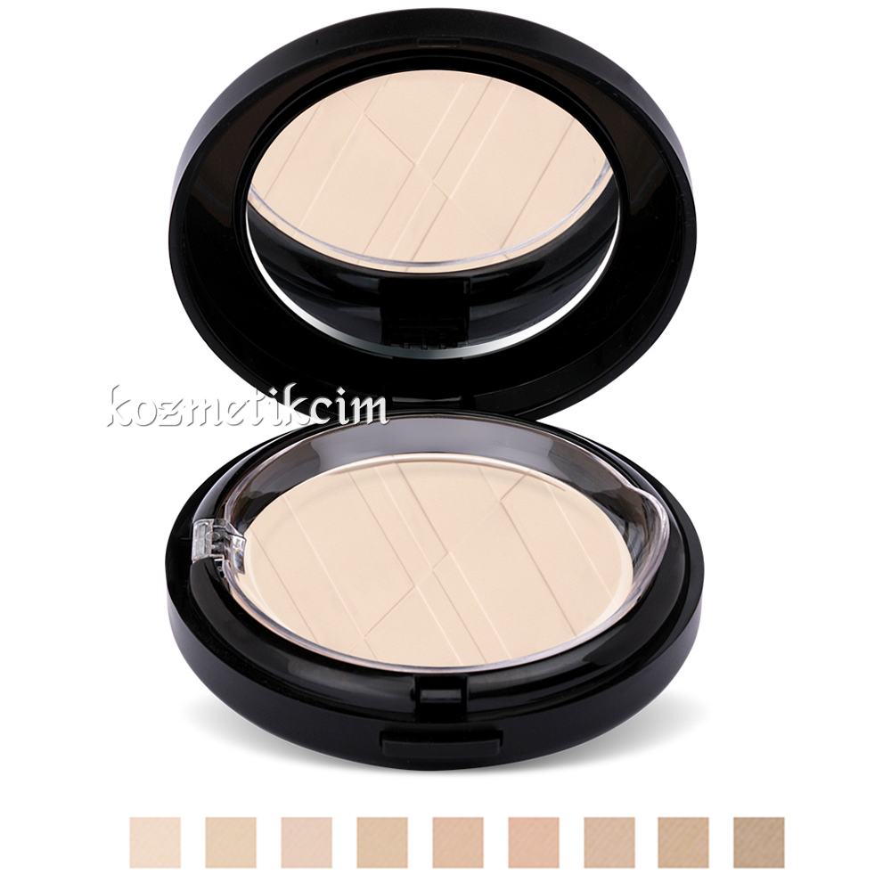 Golden Rose Longstay Matte Face Powder Mat Pudra