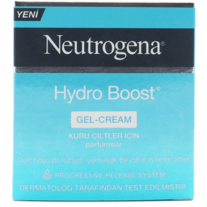 Neutrogena Hydro Boost Gel-Cream Kuru Ciltler İçin 50 ml