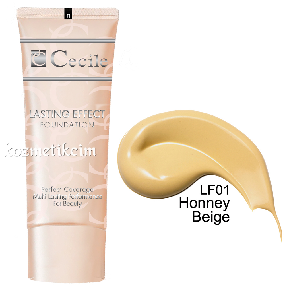 Cecile Lasting Effect Foundation 01