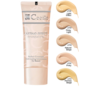 Cecile Lasting Effect Foundation