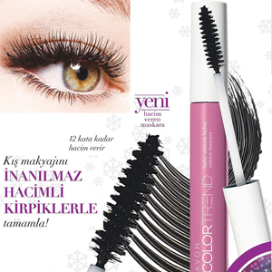 AVON Hello! Ultimate Lashes Volume Maskara