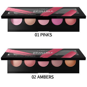 L'Oréal Infaillible Blush Paint Palette