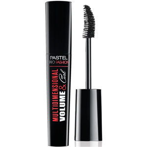 Pastel Profashion Multidimensional Volume & Curl Mascara Siyah