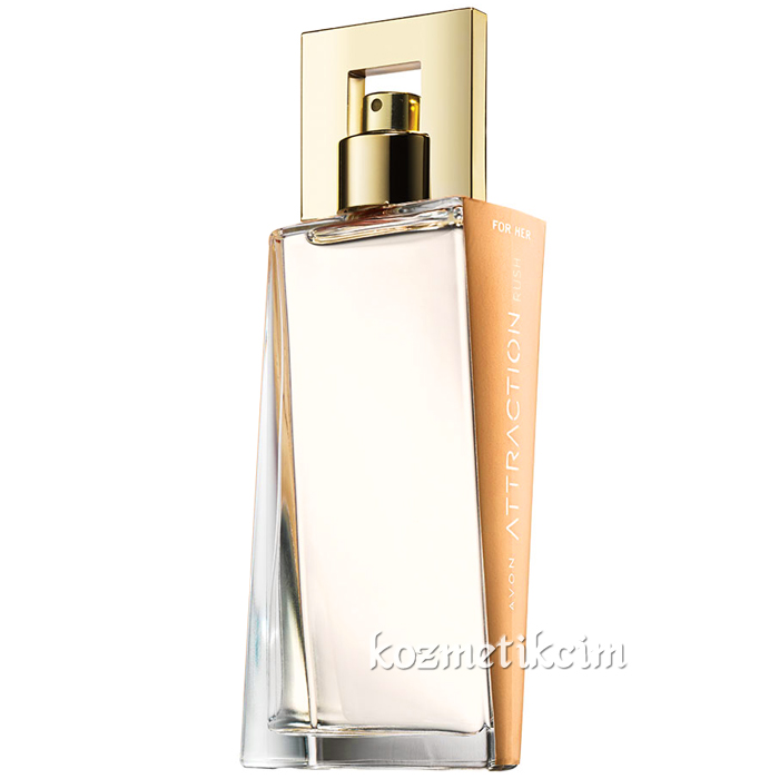 AVON Attraction Rush EDP Kadın Parfümü 50 ml