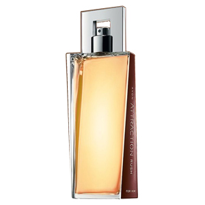 AVON Attraction Rush EDT Erkek Parfümü 50 ml