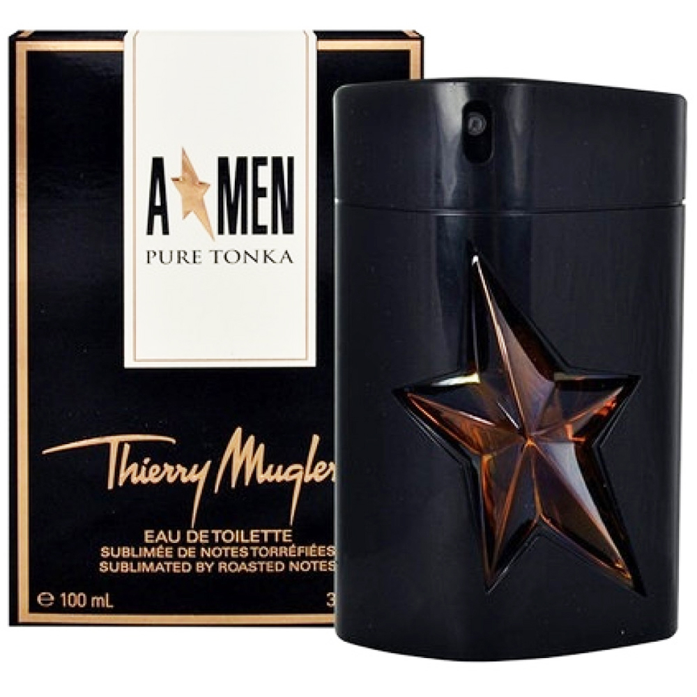 Thierry Mugler A*Men Pure Tonka EDT Erkek Parfüm 100 ml