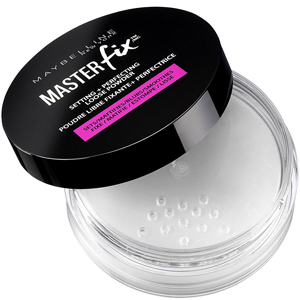 Maybelline Master Fix Setting + Perfecting Loose Powder Transparan Pudra