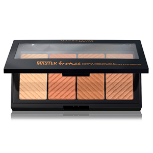 Maybelline Master Bronze Color and Highlighting Kit