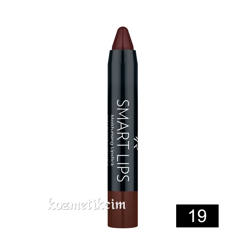 Golden Rose Smart Lips Moisturising Lipstick 19
