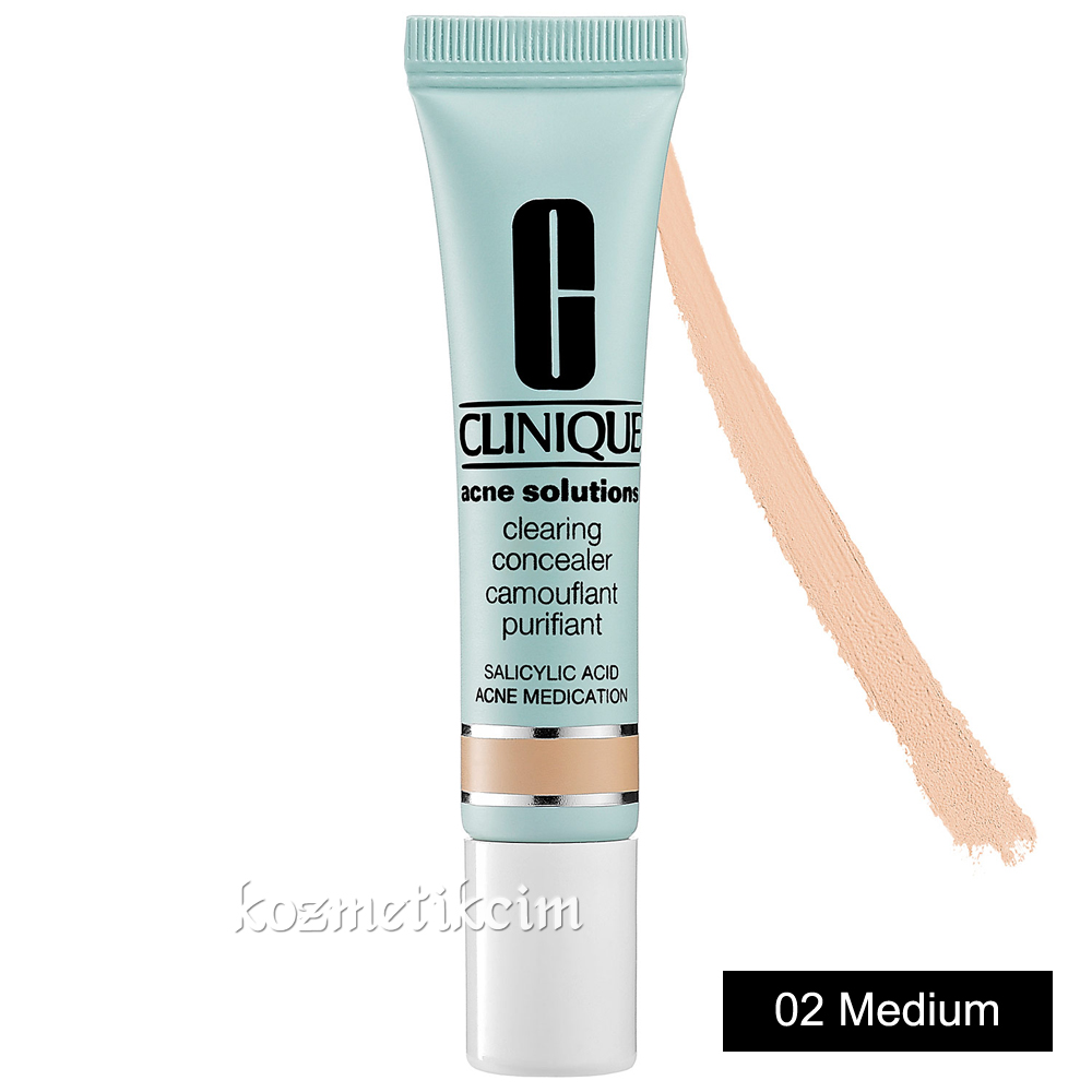Clinique Acne Solutions Clearing Concealer 02 Medium