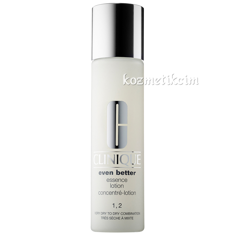 Clinique Even Better Essence Lotion Kuru ve Karma Ciltler İçin 200 ml