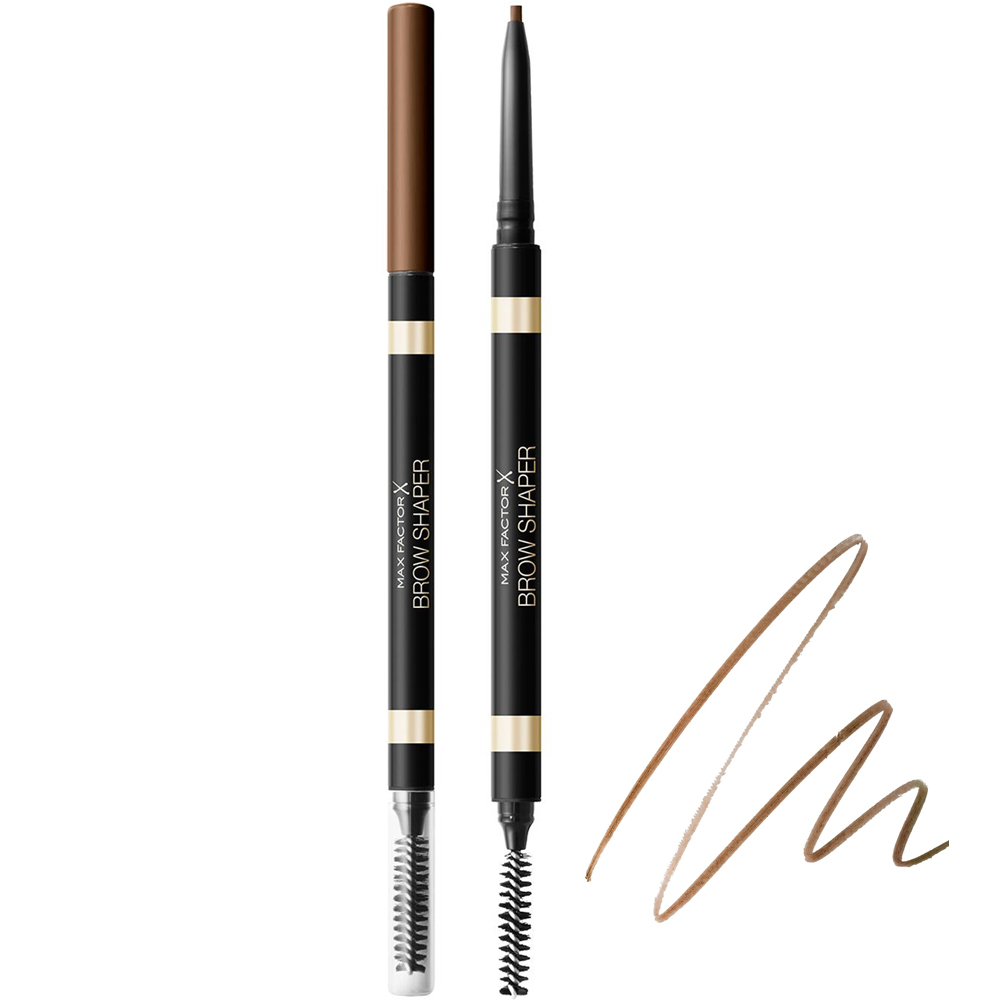 Max Factor Brow Shaper Kaş Kalemi 20 Brown