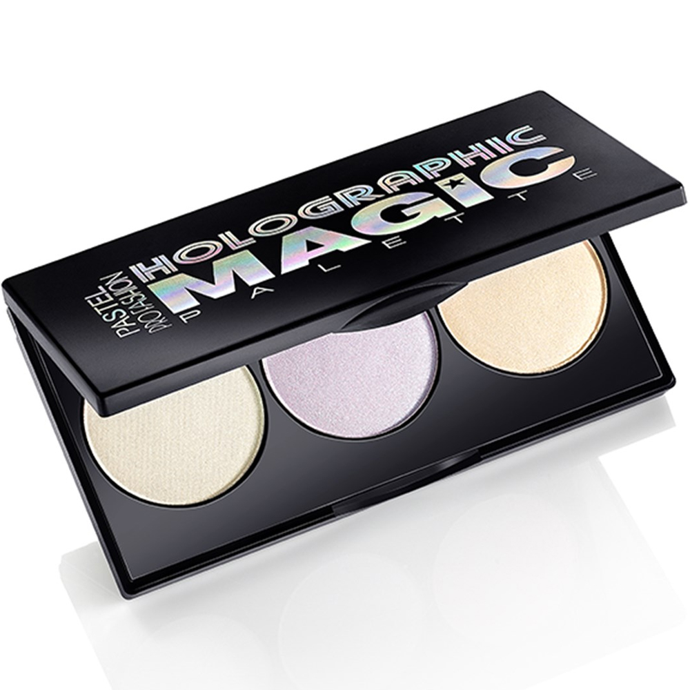 Pastel Profashion Holographic Magic Palette