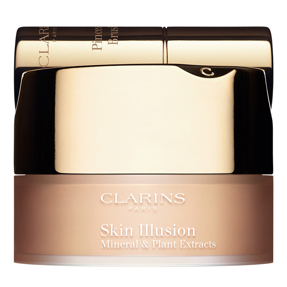 Clarins Skin Illusion Loose Powder Fondöten 107 Beige