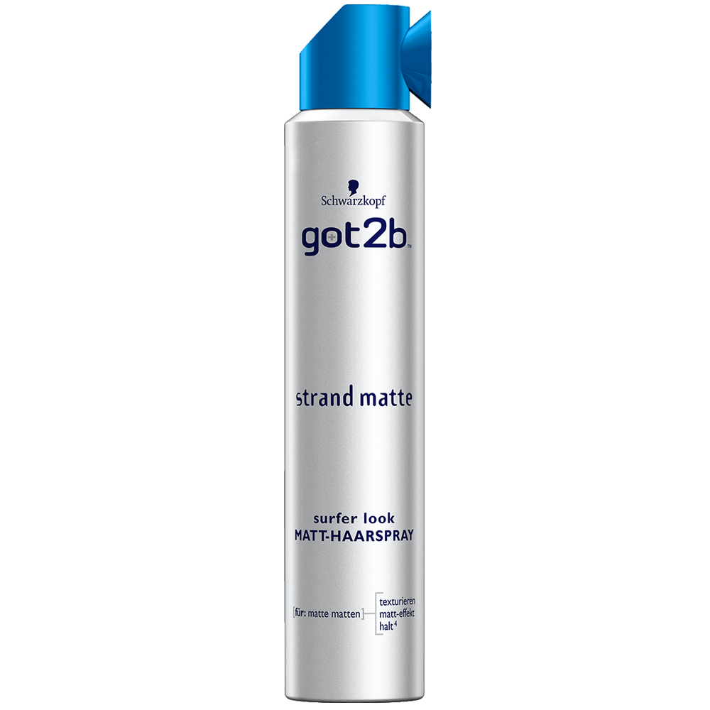 Schwarzkopf Got2B Beach Matt Saç Spreyi 250 ml