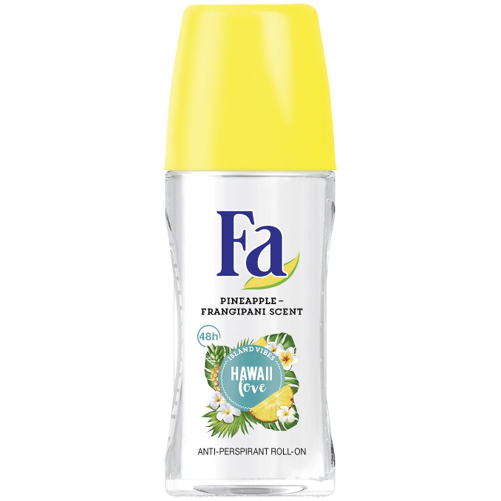 Fa Hawaii Love Roll-On Kadın Deodorant 50 ml