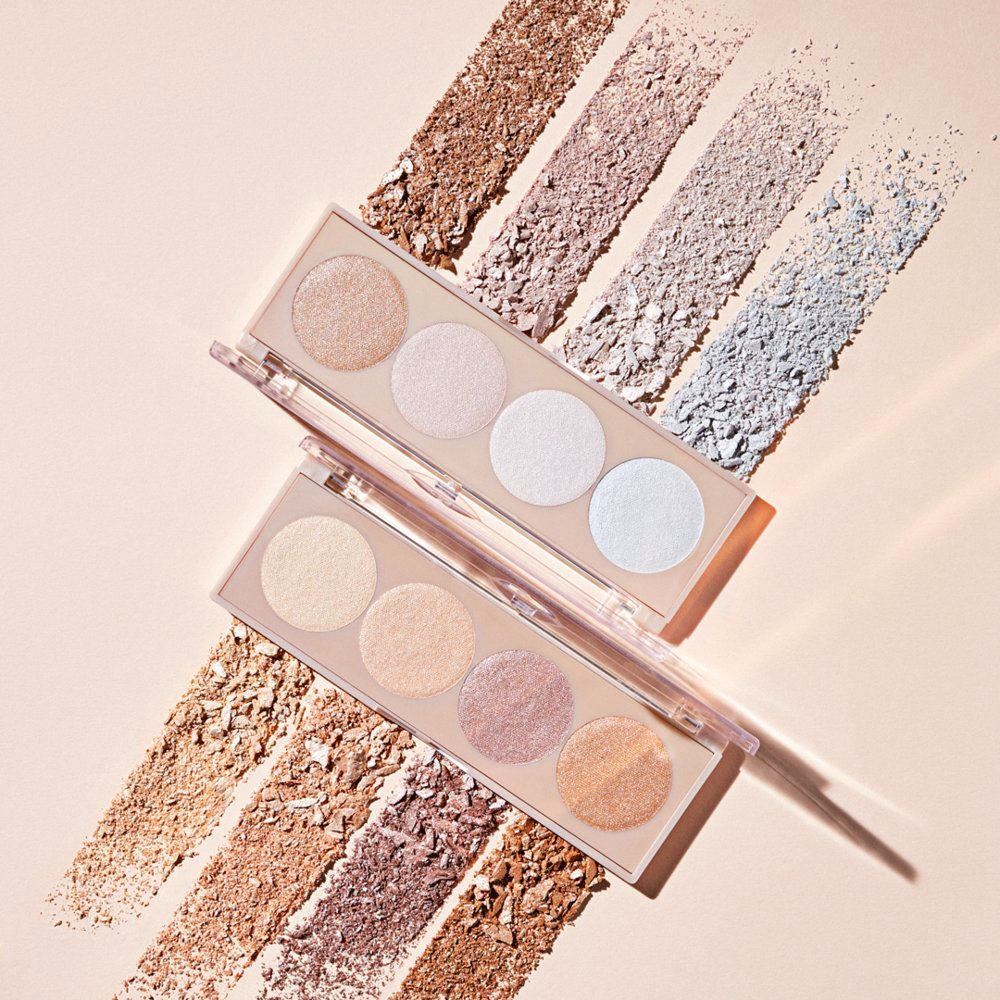 L'Oréal La Vie En Glow Highlighting Powder Palette