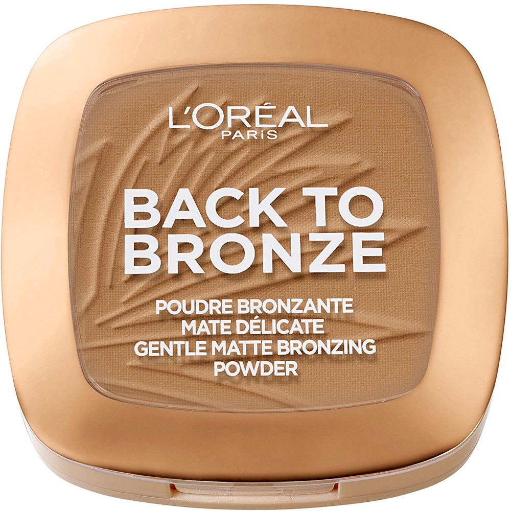 L'Oréal Back To Bronze Matte Bronzing Powder