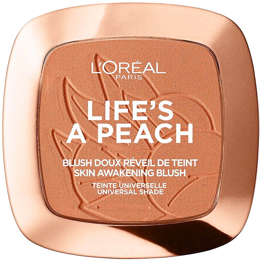 L'Oréal Life's A Peach Blush Powder