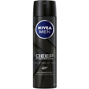 7cc78d69970 Nivea Deep Dimension Erkek Deo Sprey 150 ml