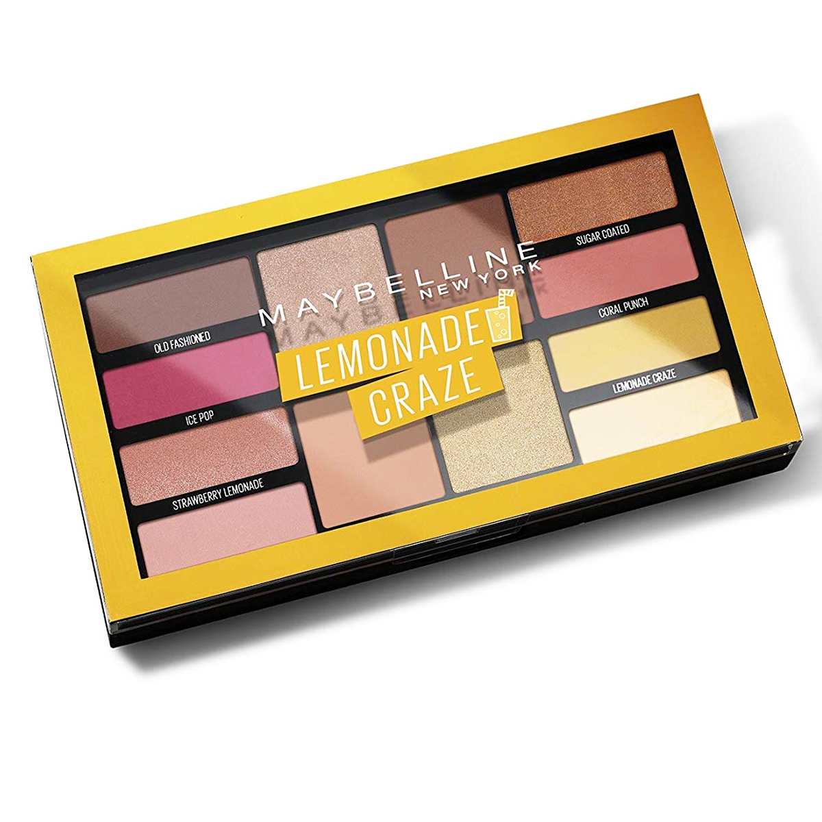 Maybelline Lemonade Craze Far Paleti