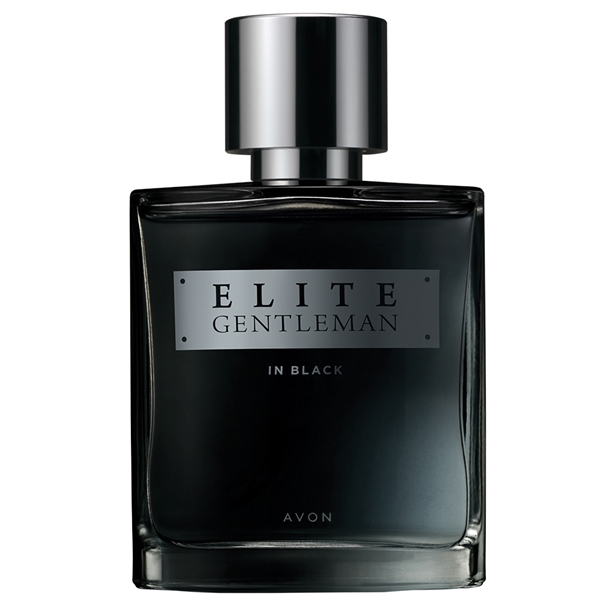 AVON Elite Gentleman in Black EDP Erkek Parfümü 75 ml