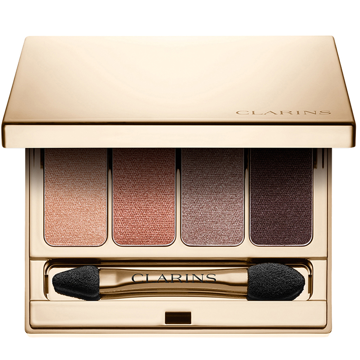 Clarins 4 Colour Eyeshadow Palette 01 Nude
