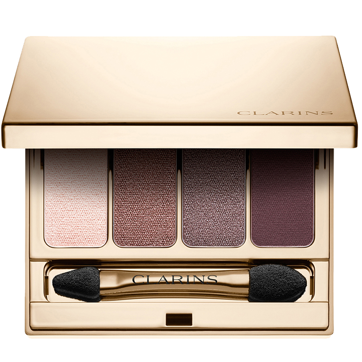 Clarins 4 Colour Eyeshadow Palette 04 Oud
