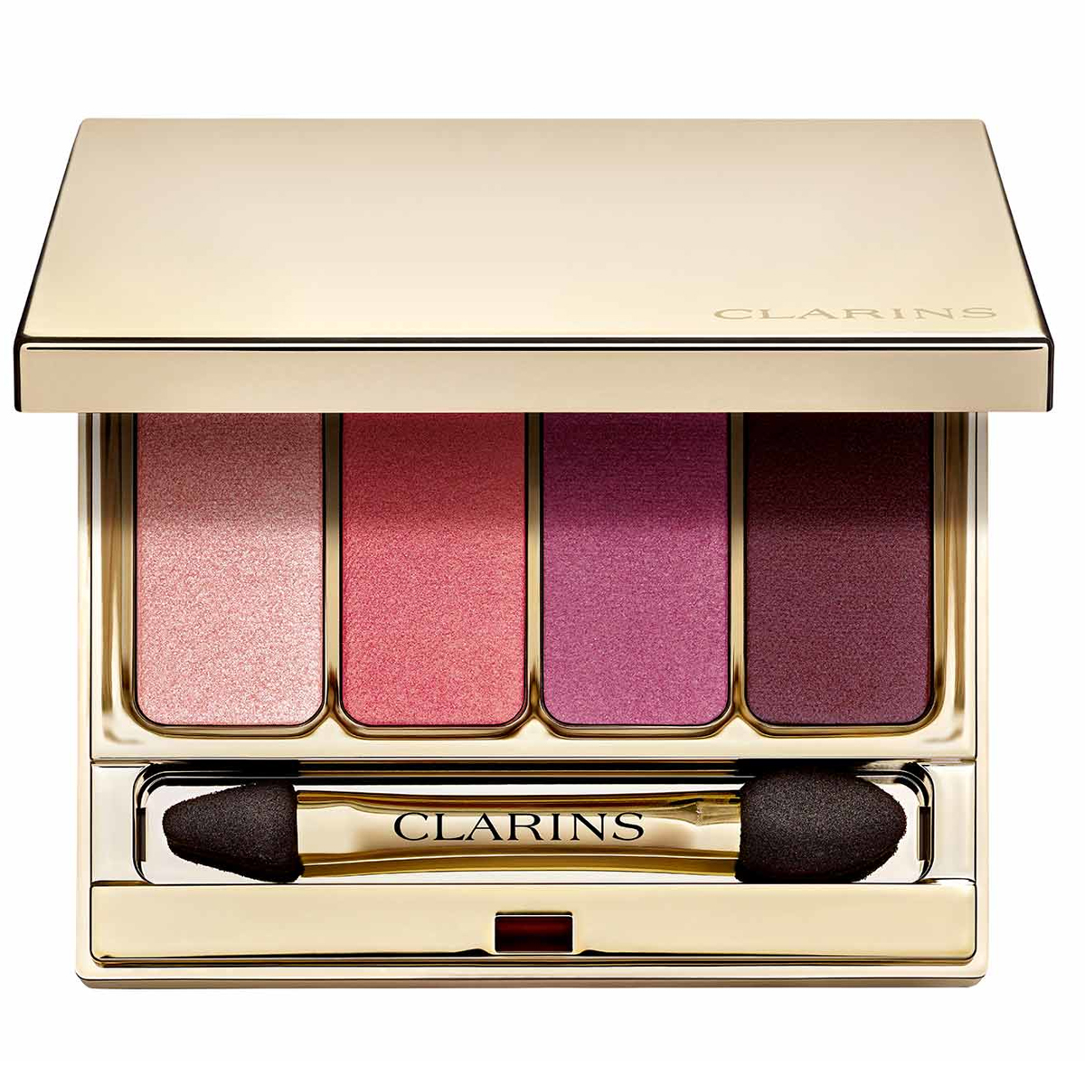 Clarins 4 Colour Eyeshadow Palette 07 Lovely Rose