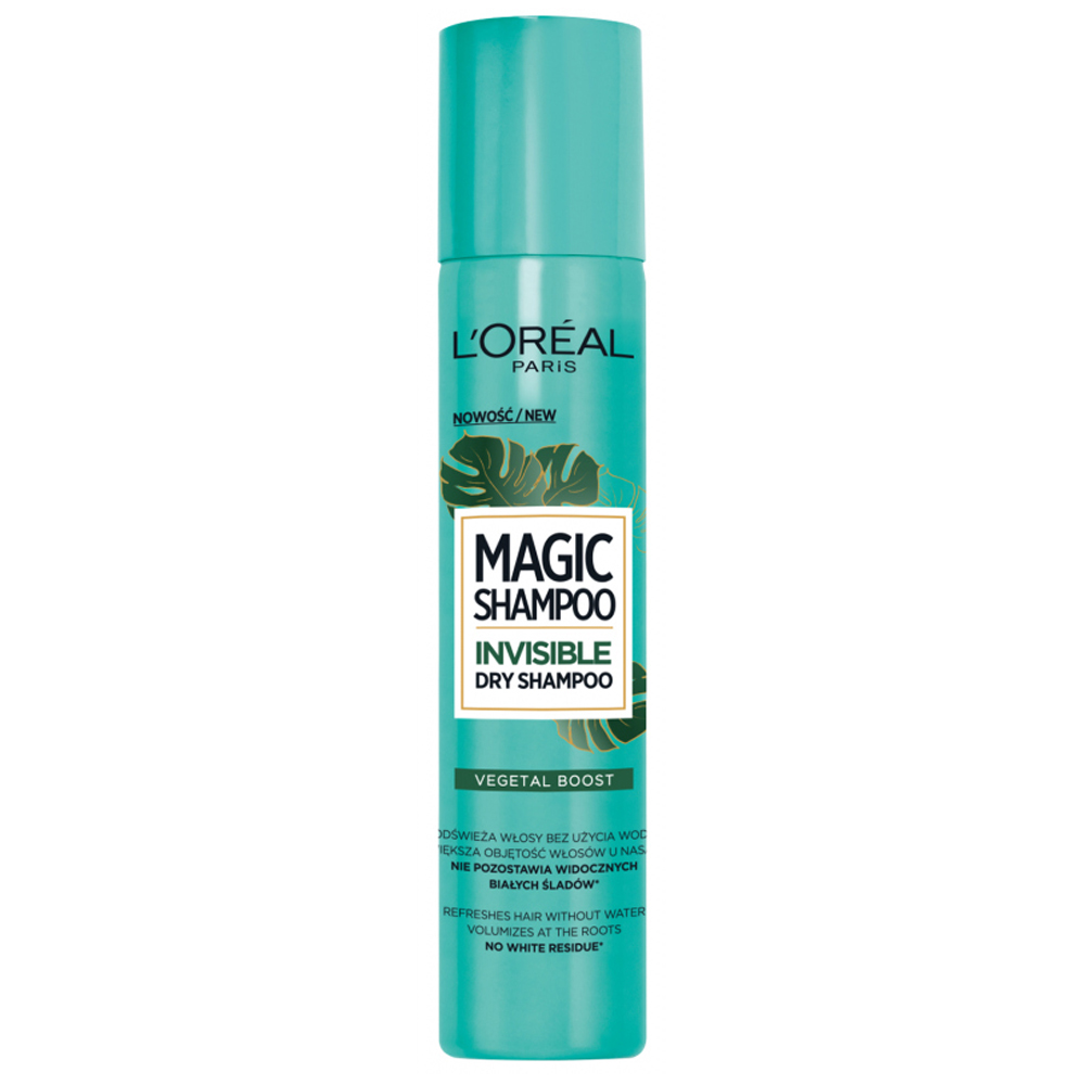 L'Oréal Magic Invisible Dry Shampoo Kuru Şampuan 200 ml Yağmur Ormanları