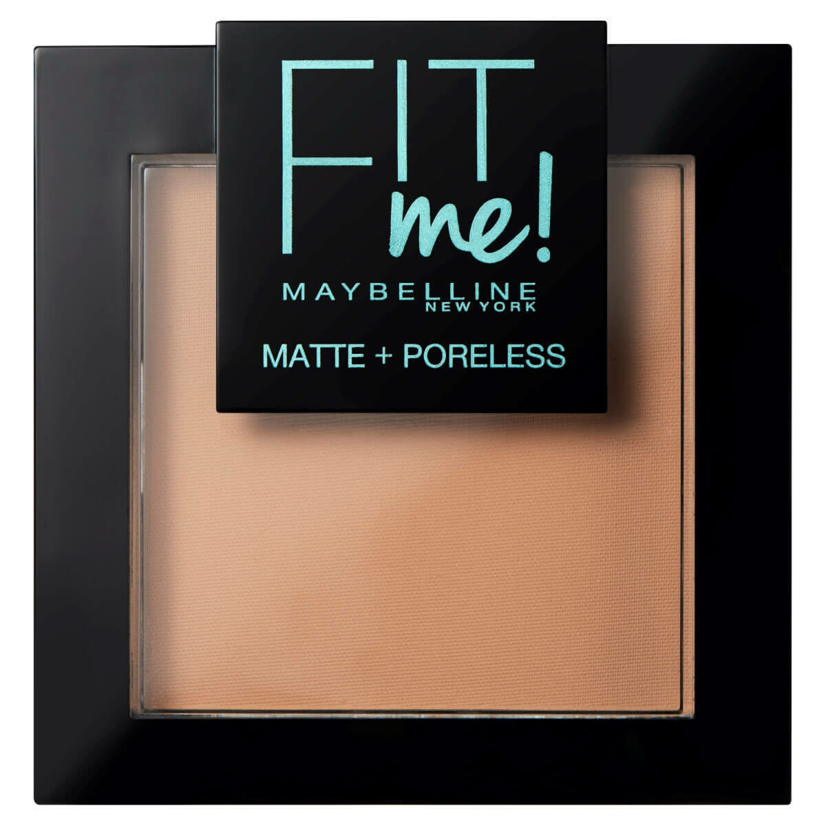 Maybelline Fit Me Matte Poreless Pudra 250 Sun Beige