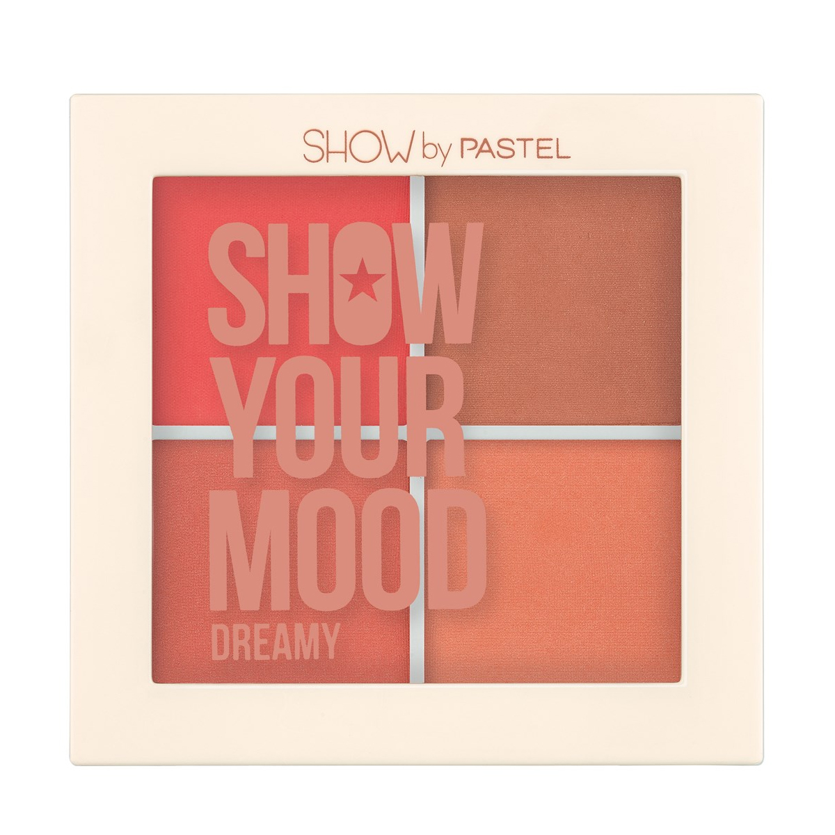 Pastel Show By Pastel Show Your Mood Dreamy Allık Seti
